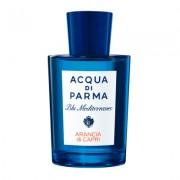 Blu Mediterraneo - Arancia di Capri Acqua di Parma 150 ml EDT Campione Originale