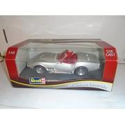 Revell 1:18 Scale '69 Corvette Convertible Die Cast Metal