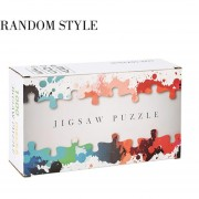 Jigsaw Puzzle 1㎜ adultos 1000 piezas Rompecabezas para adultos Ocio Puzzles-colorido