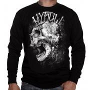pulóver (kapucni nélkül) férfi - Punk Shit - HYRAW - HY079