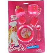Barbie P121_2 Pastry Chef Blister Assortment, Multi Color (One Set)