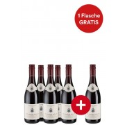 Famille Perrin 5+1-Paket Wine Chefs - Famille Perrin Les Grands Préaux Ventoux - Famille Perrin - Weinpakete