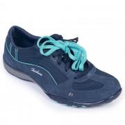 SKECHERS Sneaker Breathe Easy con soletta in Memory Foam