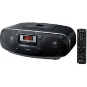 Micro Sistem Panasonic RX-D55AEG-K, CD Player MP3, USB (Negru)
