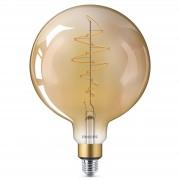 Philips E27 Giant LED Globe Lamp 6,5 W zlatá stm.