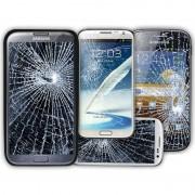 Inlocuire Geam Sticla Display Samsung Galaxy A7 A720F 2017 Negru