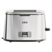 AEG Electrolux AT7800 Toster / Opiekacz - 980W, LCD, 7 stopni regulacji