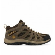 Columbia Chaussure Mi-Montante Canyon Point - Homme Cordovan, Dark Banana 40.5 EU