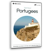Eurotalk Talk Now Basis cursus Portugees voor Beginners (CD + Download)