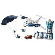 LEGO City Police 60210 Zrakoplovna policijska baza