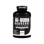 Arzator de grasimi Yamamoto Nutrition Ai-BURN HARDCORE, 240 tablete