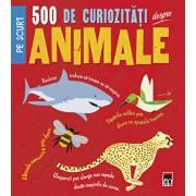 500 de curiozitati despre animale/***