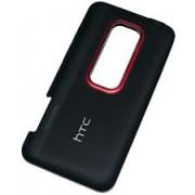 Заден капак за HTC EVO 3D Черен и червено