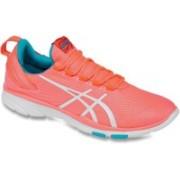 Asics Gel-Fit Sana 2 Women Training & Gym Shoes(Natural, White, Blue)