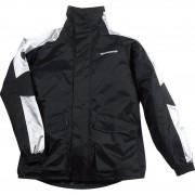 Bering Regenschutz, Regenjacke Bering Maniwata Regenjacke schwarz/silber M silber