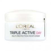 L´Oreal Paris Triple Active Day Cream Dry Skin Dry And Sensitive Skin 50Ml Per Donna (Cosmetic)