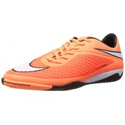 Nike Men's Hypervenom Phelon Ic Hyper Crimson,White,Atomic Orange,Black Football Boots -9 UK/India (44 EU)(10 US)