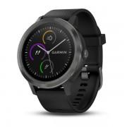 Smartwatch Garmin Vivoactive 3, Slate Black