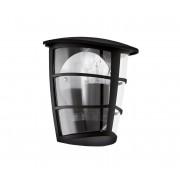 Eglo 93407 - LED Aplică perete exterior ALORIA E27/1x9W/230V