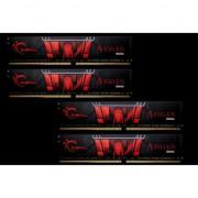 Memorie ram g.skill Aegis, DDR4, 16GB, 2400MHz, CL15 (F4-2400C15Q-16GIS)