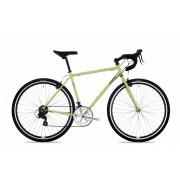 Csepel Rapid férfi országúti kerékpár 54 cm Zöld