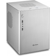 Sharkoon CA-M Mini-Toren Zilver computerbehuizing