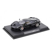 Masterwork Collection No.143 1/24 La Ferrari ( Black) Painted model 21143