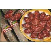 Chorizo iberico bellota cular Monteparra Guijuelo 1,2 -1,4 Kg.