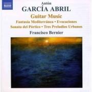 M. Abril - Fantasia Mediterranea (0747313238972) (1 CD)
