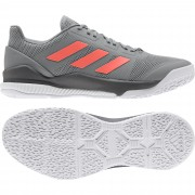 adidas Stabil Bounce Grey ThreeSignal CoralGrey Six