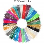 3D Suministros Para Pluma De Impresión 3D - Color Al Azar, 10 M