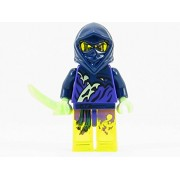 LEGO Ninjago Attila Ghost Ninja Warrior Minifigure