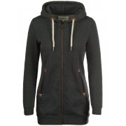 DESIRES Sweatjacke »Vicky Straight-Zip«