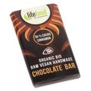 Ciocolata Mini cu 95% Cacao si Scortisoara Raw Bio Lifefood 15gr