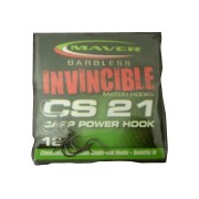 Carlige Maver Seria Invincible CS21 Carp Power, 10buc/plic