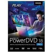 Cyberlink PowerDVD 18 Pro (elektronikus licenc)