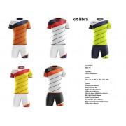Zeus - Completo Calcio Kit Lybra Uomo