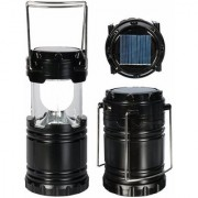 LED Solar Rechargeable Lamp Torch Light Flashlights Emergency Lamp In Best Price