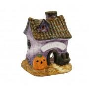 Halloween mécsesház 11cm 142964