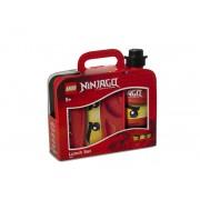 40591733 Set pentru pranz LEGO Ninjago rosu