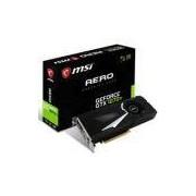 Placa de Vídeo VGA NVIDIA MSI GEFORCE GTX 1070 TI AERO 8G