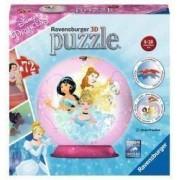 Puzzle 3D Ravensburger Printesele Disney 72 piese