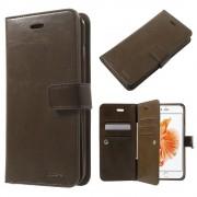 Mercury Mansoor Wallet (iPhone 8/7 Plus) - Brun