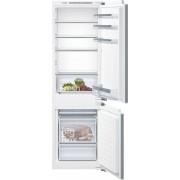 Siemens KI86VVF30G Static Integrated Fridge Freezer - White