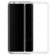 Boxwant Samsung Galaxy S8 Plus White Tempered Glass