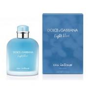 DOLCE & GABBANA LIGHT BLUE POUR HOMME EAU INTENSE EAU DE PARFUM 200 ML