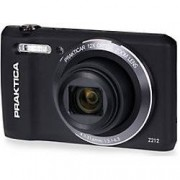 Praktica Digital Camera Luxmedia Z212 20 Megapixel Black