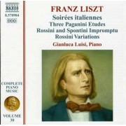 F Liszt - Complete Piano Music Vol. (0747313098477) (1 CD)