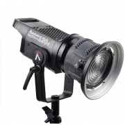 Lampa Video LED Aputure Light Storm LS C120D II Kit 5500K cu Placuta V-Mount