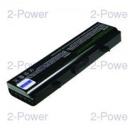 2-Power Laptopbatteri Dell 11.1v 4600mAh (312-0625)